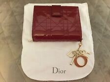 Lady Dior Calfskin Wallet