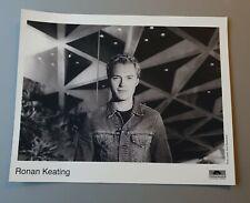 More details for ronan keating original publicity promo photo boyzone rare (10)