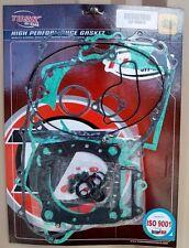 Honda CRF450R CRF 450 450R 2002-08 Complete Tusk Gasket Kit Top & Bottom End Set