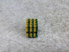 Entrelec 5115_M10/10P_10MM2 Green Yellow Wire Terminal 5115M1010P10MM2 Lot of 3