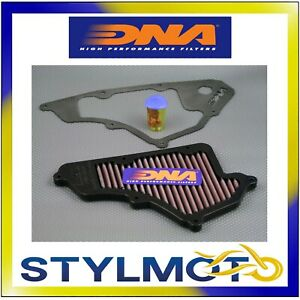 P-Y6E08-S2 FILTRO ARIA DNA + COVER STAGE 2 YAMAHA XT 660 Z TENERE 2008-2014