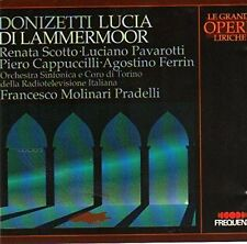 Donizetti Lucia di Lammermoor (Frequenz, 1967/89) [2 CD]