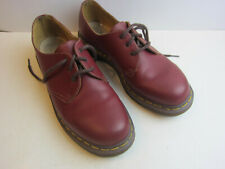 Dr. Martens Air Wair 1461 Burgundy Leather Oxford Shoes Men's Size 9 UK 9.5 US