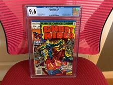 Ghost Rider #30 CGC 9.6 White Pages Doctor Strange Bounty Hunter Dormammum Clea
