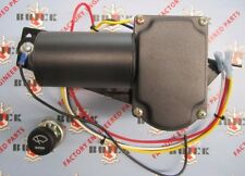 1935-1936 Buick Oldsmobile Pontiac Electric Wiper Motor Kit | 12V w/ Hardware