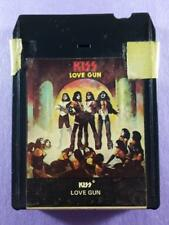 KISS Love Gun 8Track Tape