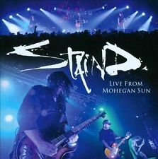 NEW CD: Staind: Live From Mohegan Sun: PROMO STAMP COVERING BAR CODE