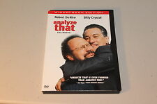 Analyze That - DVD - Free Shipping!