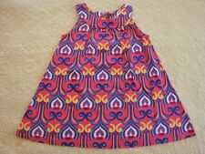 NWT Hanna Andersson Girls 3-5 Years Coral Dress