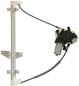 Electric-Life Front Right Electric Window Regulator + Motor ZRGM117R
