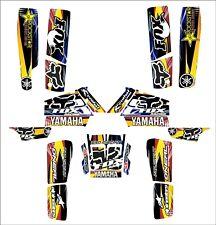 New listing Yamaha banshee full graphics kit sticker decals Atv