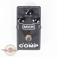 Brand New MXR M132 Super Comp Compressor Guitar Effects Pedal