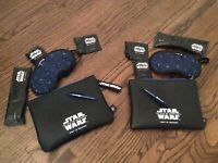 Lot 12pc STAR WARS Rise of Skywalker gifts Travel Toiletry Pouch Bags travel kit
