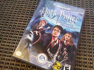Harry Potter Prisoner Of Azkaran Nintendo GameCube ~Complete Black Label ~Tested