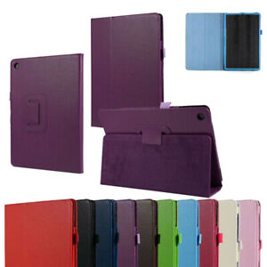 Stand PU Leather Tablet Cover Case For Lenovo Tab M10 FHD Plus TB-X606F/X 10.3''