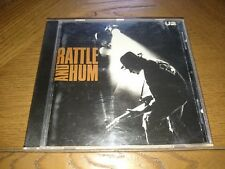 U2 - Rattle and Hum (Original Soundtrack, 1988) Old Classic Songs Music CD DVD