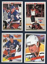 1993-94 Topps OPC Premier Hockey 1800 Card Bilingual Lot With Stars NM NM-MT