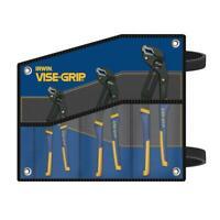 3 Pc. GrooveLock Kit Bag Set Irwin / Hanson / Vise Grip VIS2078711