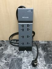 Belkin BE108200-06 Home Office Power Strip Surge Protector 8 Outlet 6Ft Cord 6