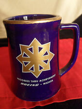 Boeing Commemorative Mug From 1980's