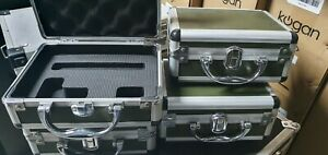 4 x Small Condenser Microphone Roadcases