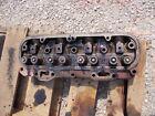 Allis Chalmers WD45 WD 45 AC tractor engine motor GOOD cylinder head w/ valves