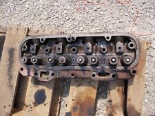 Allis Chalmers Wd45 Wd 45 Ac Tractor Engine Motor Good Cylinder Head With Valves