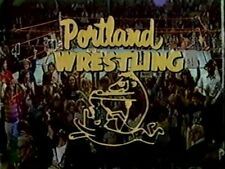 13 Pro Wrestling Dvds: Portland Wrestling from the 1970's!