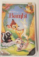 RARE BLACK DIAMOND Walt Disney's Classic Bambi SEALED VHS 1992 BRAND NEW