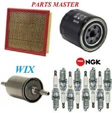 Tune Up Kit Filters Spark Plugs For FORD F-150 V8 6.2L 2014