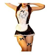 Sexy/Sissy Women Maid Lingerie Costume Cosplay Outfits Fancy Dress