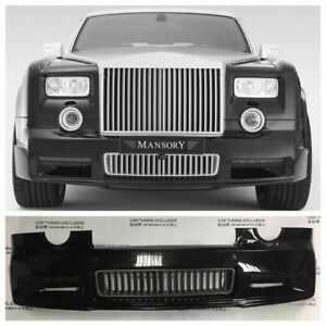 Rolls Royce Phantom body kit Mansory