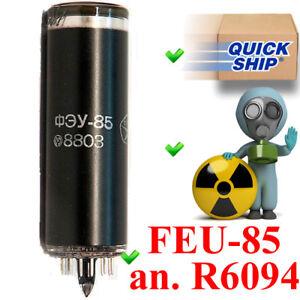 NEW Photomultiplier tube PMT FEU-85 an. Hamamatsu R6094, FEY-85, scintillator