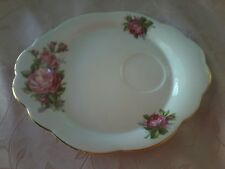 WINDSOR- BONE CHINA - BREAKFAST SET PLATE - COLLECTORS