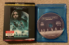 Rogue One: A Star Wars Story (Blu-ray Disc ONLY + Slipcover/Blank Case) SEE INFO
