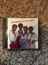 The Intruders Greatest Hits Cd Vg+++ CBS Special 21530 Baseball Game