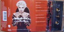 Good (G) Case Condition Dance Pop Music Cassettes