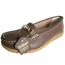 Buckle Medium Width (B, M) Solid Flats for Women
