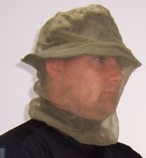 Highlander Mosquito & Midge Head Net Bug Protection Fine Mesh One Size Fits All