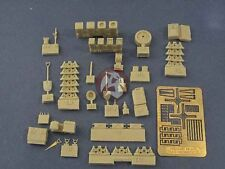 Resicast 1/35 British and Commonwealth Tank Accessories Set #1 352266