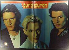 Duran Duran, Texas,Simple Minds,Bob Dylan,Szendzielarz LUPASZKA  mag.RAZEM 1989
