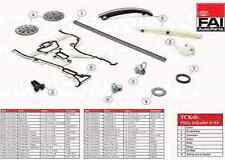 NEW COMPLETE FAI TIMING CHAIN KIT VAUXHALL/OPEL MERIVA 1.4 16V TWINPORT Z14 XEP