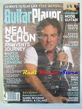 GUITAR PLAYER Magazine SEALED Nov 2008 Neal Schon Steve Cropper Taj Mahal NO cd