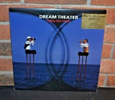 DREAM THEATER - Falling Into Infinity, Ltd Import 180G 2LP CLEAR VINYL Foil #'d
