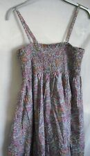 BNWOT MATALAN PAPAYA sz 8 10 paisley grey multi maxi dress new