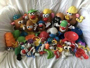Mr Potato Head - Lot 115 Pieces