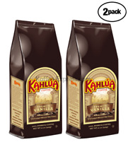 Kahlua French Vanilla Gourmet Ground Coffee  2 BAGS 12oz  EACH
