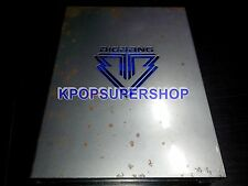 BigBang 5th Mini Album - Alive Steel Case Group Version CD NEW BIG BANG GD TOP