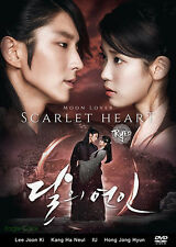 Moon Lovers – Scarlet Heart: Ryeo Korean Drama Excellent English & Quality!