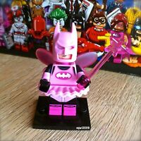71017 THE LEGO BATMAN MOVIE Fairy Batman #3 Minifigures SEALED Ballerina pink